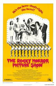 1975 - The Rocky Horror Picture Show Movie Poster -2