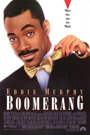 1992 - Boomerang Movie Poster