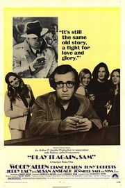 1972 - Play It Again Sam Movie Poster 1