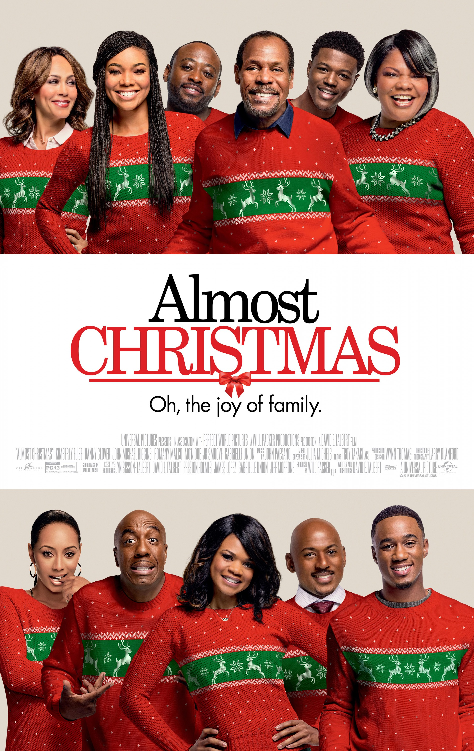Almost Christmas (2016) | Scratchpad | FANDOM powered by Wikia