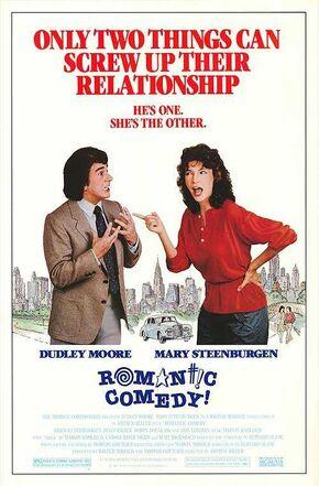 Poster - Romantic Comedy (1983)