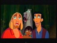 The Road to El Dorado UK VHS Trailer