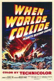 1951 - When Worlds Collide Movie Poster