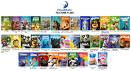 Dreamworks animation feature films (2)