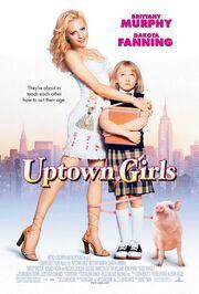 2003 - Uptown Girls Movie Poster