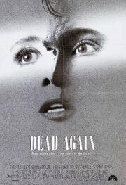 Dead Again 1991 Poster