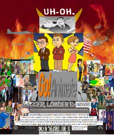 GoAnimate Bigger Longer And Uncensored (1999) Poster