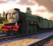 The Flying Scotsman picture