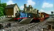 Edward and Stepney