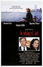 1988 - Working Girl Movie Poster