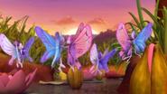 Butterflies (Maya the Bee)