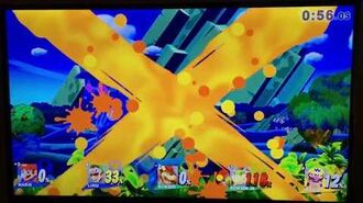 Mario and Luigi vs Bowser and Bowser Jr vs Wario