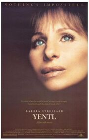 1983 - Yentl Movie Poster