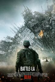 2011 - Battle - Los Angeles Movie Poster