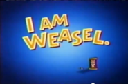Toon Disney Well Be Right Back I Am Weasel Bumper 2 2002