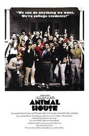 1978 - Animal House Movie Poster