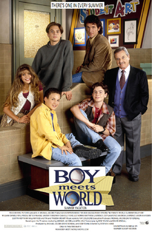 Boy Meets World Summer Vacation (1998) Poster 2