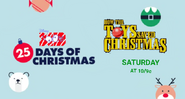 Disney XD Toons 25 Days of Christmas How The Toys Saved Christmas Promo 2019