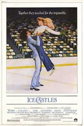 1979 - Ice Castles Movie Poster