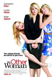 2014 - The Other Woman Movie Poster -2