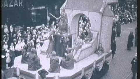 Cavalcade van 1938 in Mechelen
