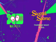 Disney XD Toons Theater The Sword In The Stone Promo 2017