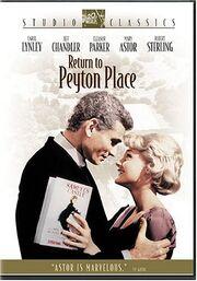 1961 - Return to Peyton Place DVD Cover (2005 Fox Studio Classics)