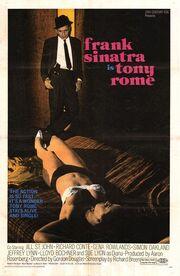 1967 - Tony Rome Movie Poster
