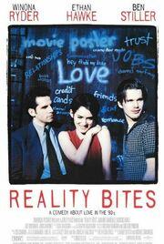 1994 - Reality Bites Movie Poster
