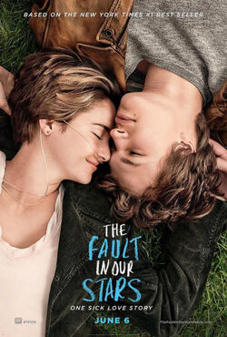 2014 - The Fault in Our Stars Movie Poster