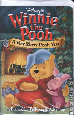 File:Winnie The Pooh A Very Merry Pooh Year VHS Front Cover.jpeg