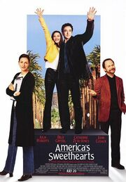2001 - America's Sweethearts Movie Poster