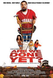 2007 - Are We Done Yet Movie Poster