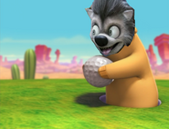 Werewolf golf