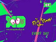 Disney XD Toons The Ren And Stimpy Show Promo 2017 (UK)