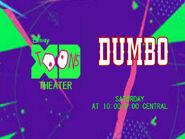 Disney XD Toons Theater Dumbo Promo 2017