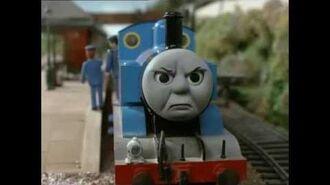 Thomas, Psycho Dad Destroys Xbox parody