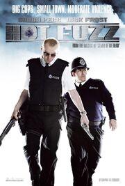 2007 - Hot Fuzz Movie Poster