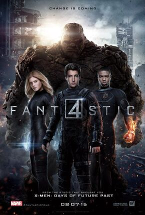 2015 - Fantastic Four