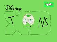 Disney XD Toons Peridot UK (2017)