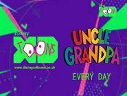 Disney XD Toons Uncle Grandpa Promo 2017 (UK)
