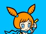 Ana (T,J&H's WarioWare Character)