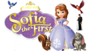 Mr Conductor Meets Sofia the First Title Card