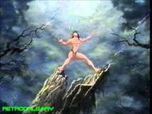 Tarzan TV Trailer 1999