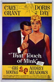 1962 - That Touch of Mink Movie Poster