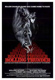 1977 - Rolling Thunder Movie Poster