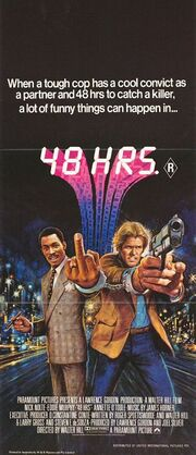 1982 - 48 Hours Movie Poster 2