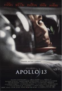 Apollo 13 (1995) Poster