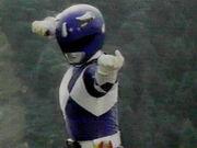 Billy Blue Ranger