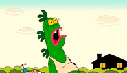 Mr Gus Screams